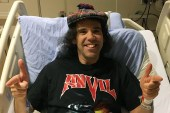 Nardwuar Discharged From Hospital After Stroke