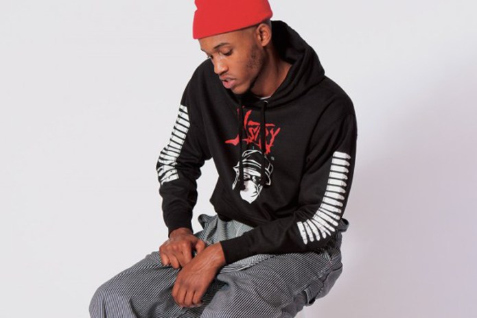 Rapper Nasir Jones Unveils 2015 HSTRY Holiday Collection Lookbook