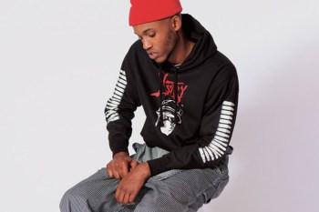 Rapper Nasir Jones Unveils 2015 HSTRY Holiday Collection Lookbook