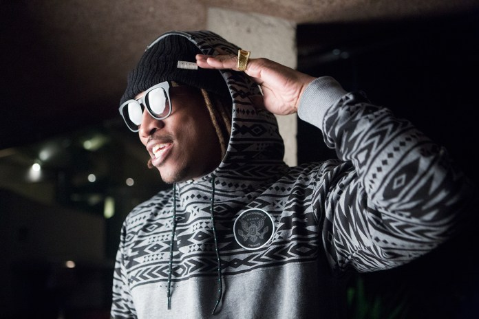 NEFF Teams up With Future to Drop Special NEFF x Freebandz Collection