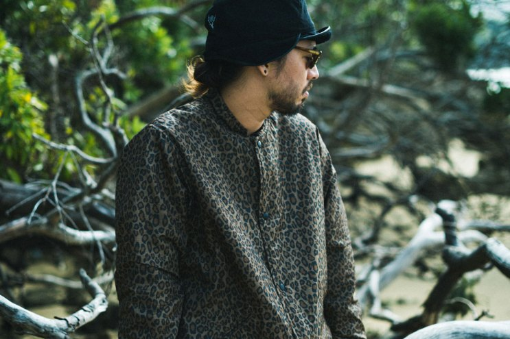 """NEPENTHES 2015 Fall/Winter """"Campul"""" Editorial"""