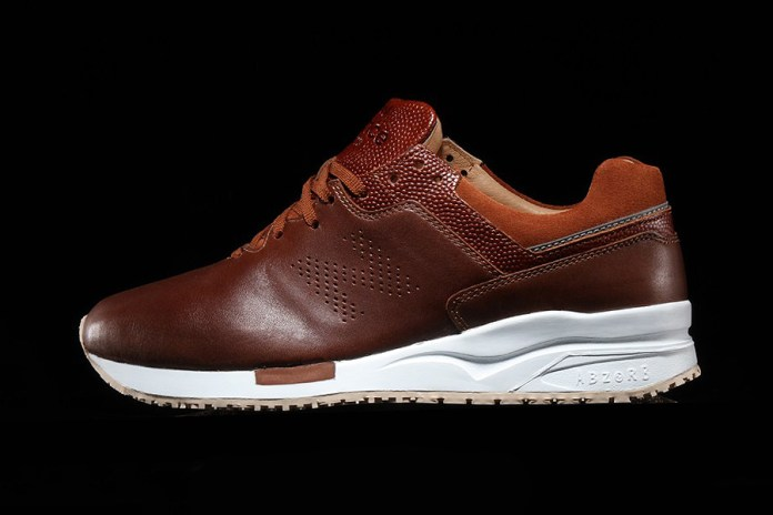 "New Balance 2016 ""Buffed Brown"" Brings Sleekness and Sophistication"