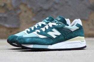 "New Balance 998 ""Emerald"""