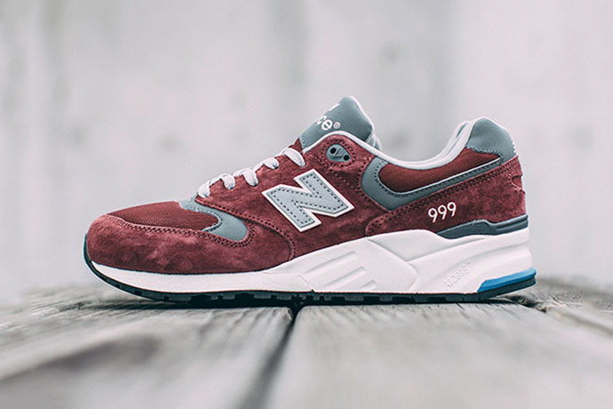 """New Balance 999 """"Red Clay"""""""