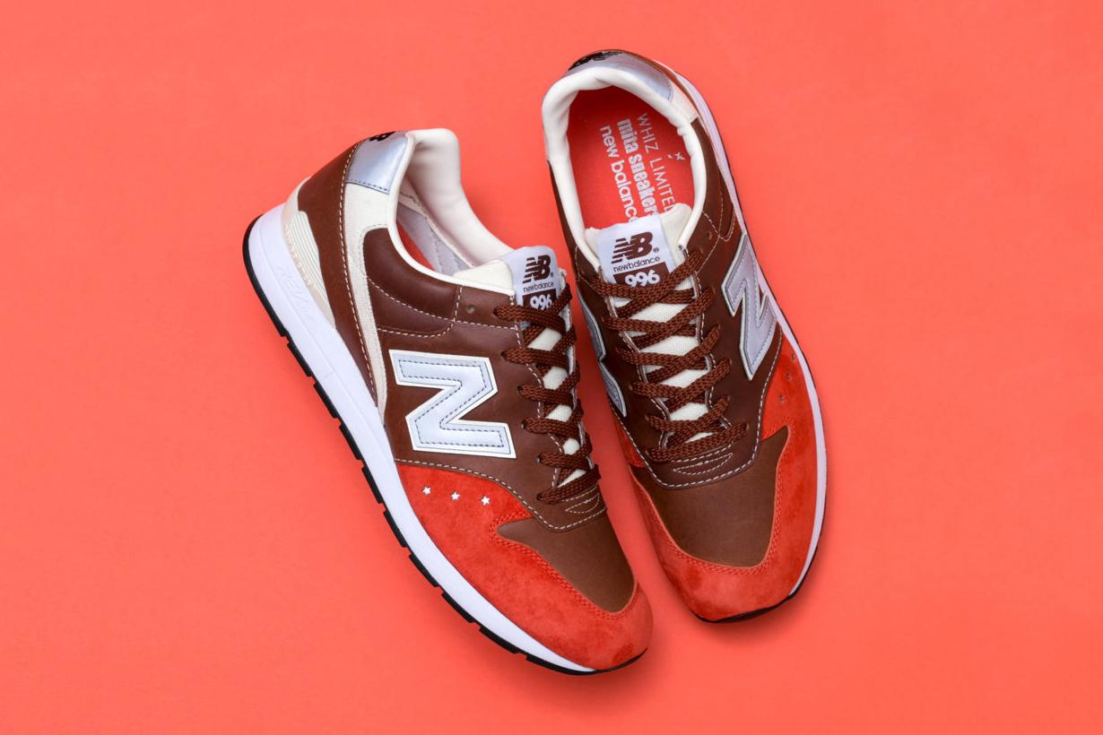 WHIZ LIMITED x mita sneakers x New Balance MRL996