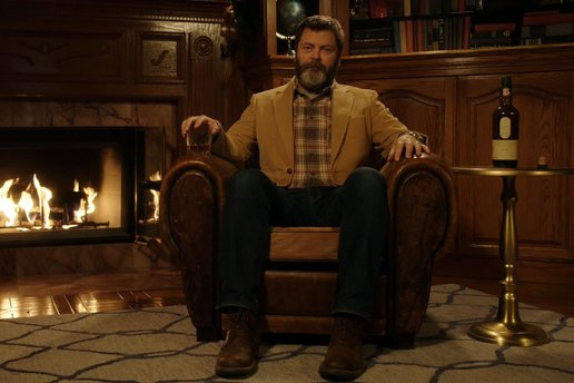 Sit Down and Have a Drink With Nick Offerman