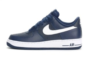 "Nike Air Force 1 Low ""Midnight Navy"""