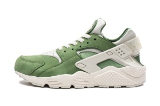 "Nike Air Huarache Run Premium ""Treeline"""