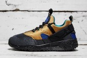 "Nike Air Huarache Utility ""ACG Tan and Blue"""