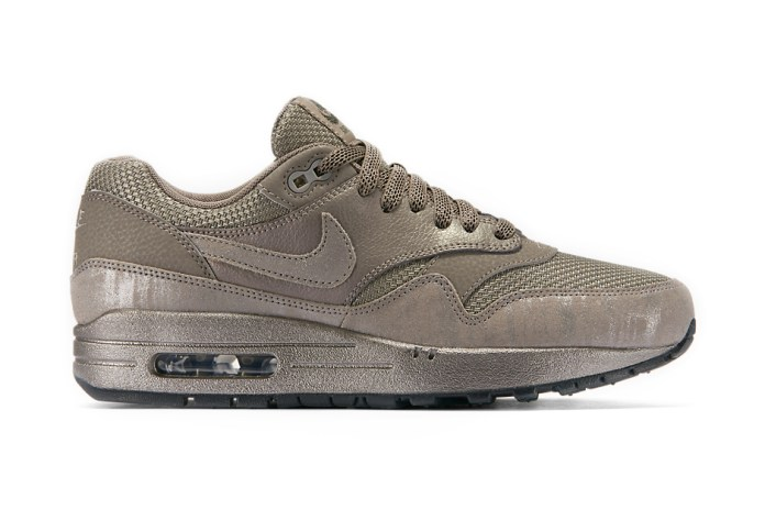 "Nike Air Max 1 ""Metallic Pewter"""