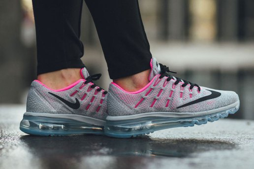 "Nike Air Max 2016 GS ""Wolf Gray/Hyper Pink"""