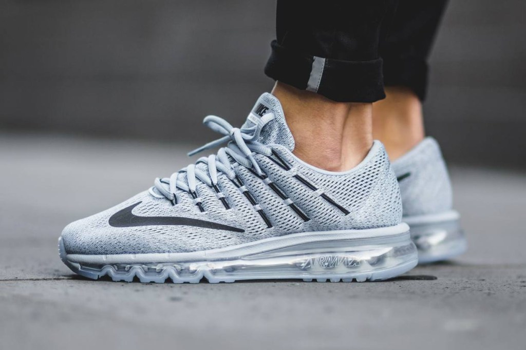 Air Max 2016 Grey Black