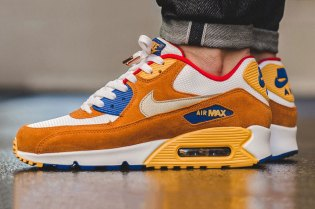 "Nike Air Max 90 ""Curry"""