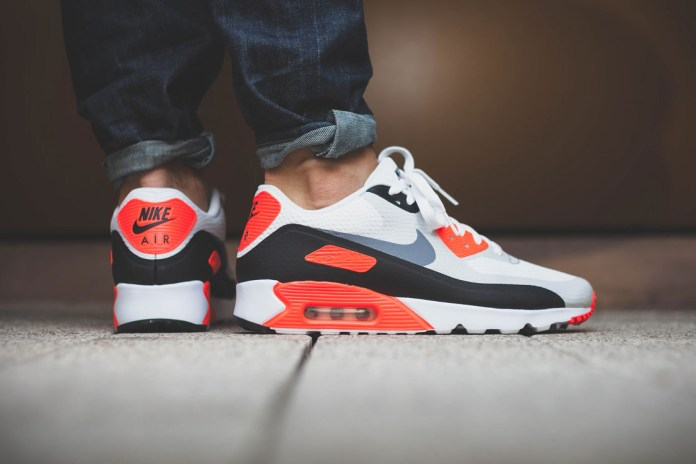 "Nike Air Max 90 ""Infrared"" Ultra Essential"