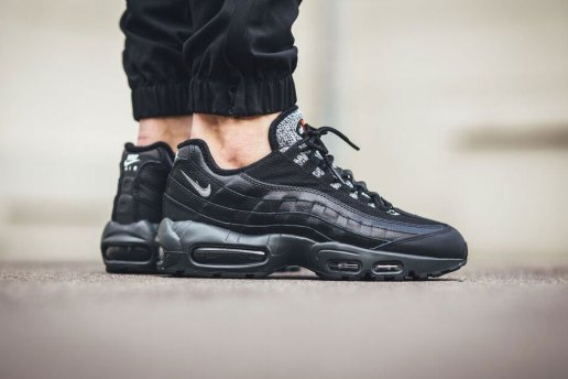 "Nike Air Max 95 Essential ""Anthracite"""