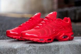 "Nike Air Max Plus ""Lava Red"""