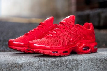 "Nike Air Max Plus ""Lava Red"""
