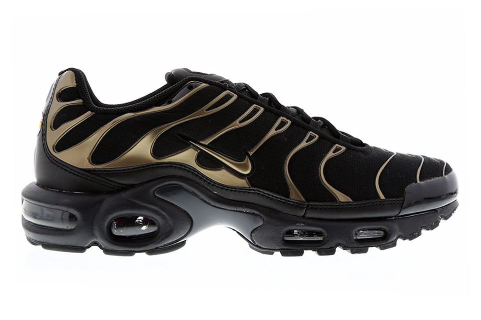 "Nike Air Max Plus ""Metallic Cacao"""