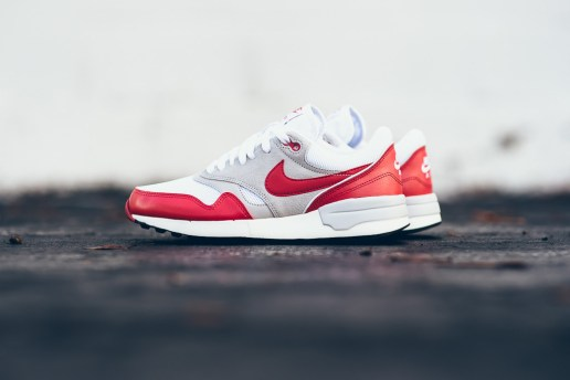 "Nike Air Odyssey ""White/University Red"""