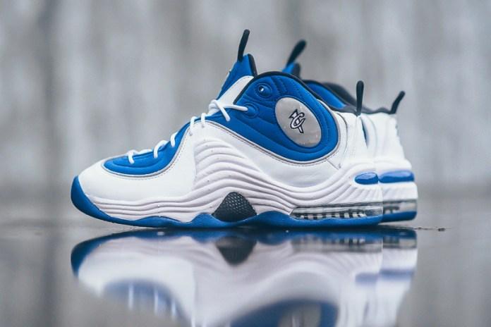 "Nike Brings Back the ""Atlantic Blue"" Air Penny 2"