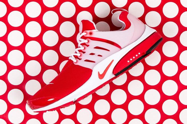 "Nike Air Presto ""Comet Red"""