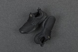 "A Closer Look at the Nike Air Presto ""Triple Black"""