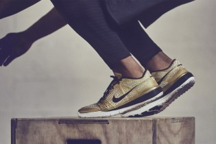 Nike & Ashton Eaton Unveil a Limited Edition Lunar Caldra