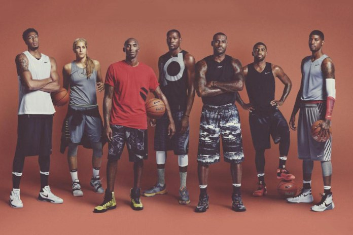 "Nike's ""Bring Your Game"" Reveals Fun Facts About Top Basketball Players"