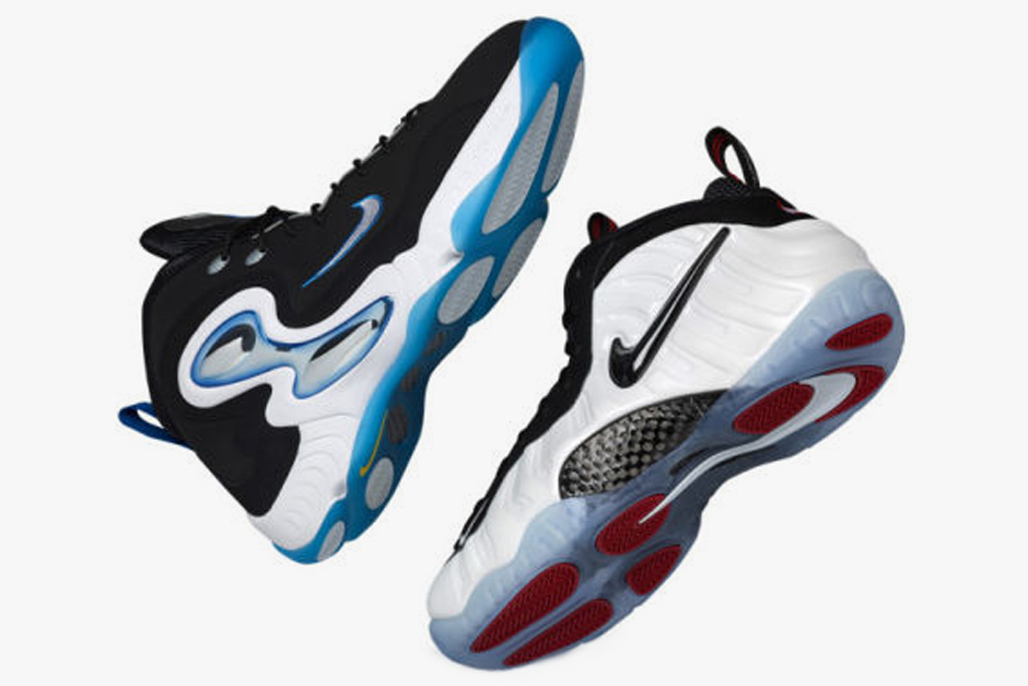 "Nike ""Make Up Class of '97"" Pack"
