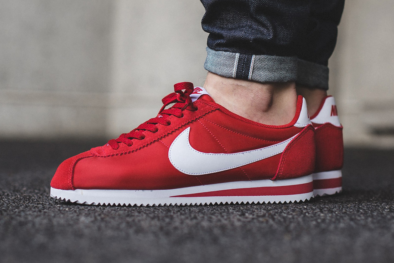 "Nike Classic Cortez ""Gym Red"""
