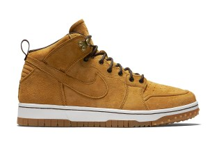 "Nike Dunk CMFT Sneakerboot ""Wheat"""
