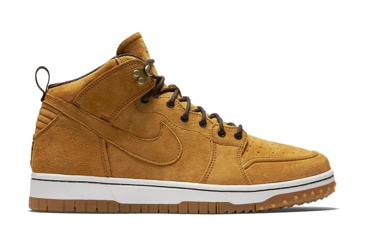 "Nike Dunk CMFT Sneakerboot ""Wheat"""