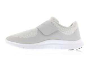 "Nike Free Socfly ""Pure Platinum"""