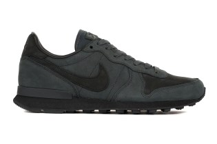 "Nike Internationalist LX ""Anthracite"""