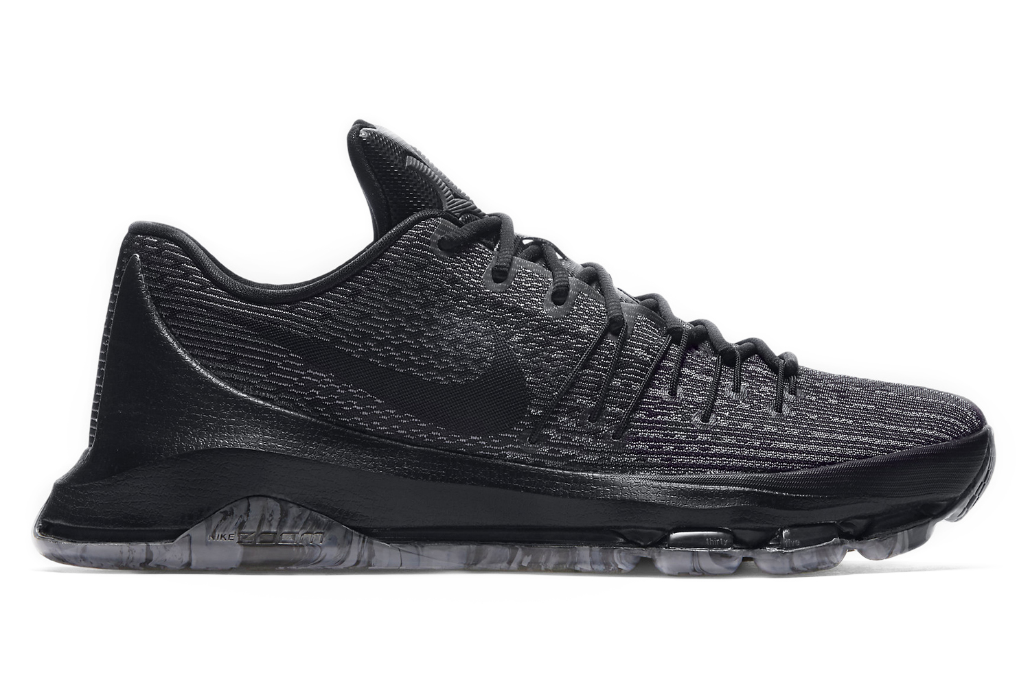 """Nike's KD 8 Gets the """"Blackout"""" Treatment"""