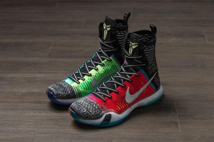 """Nike Kobe X Elite """"What The"""""""