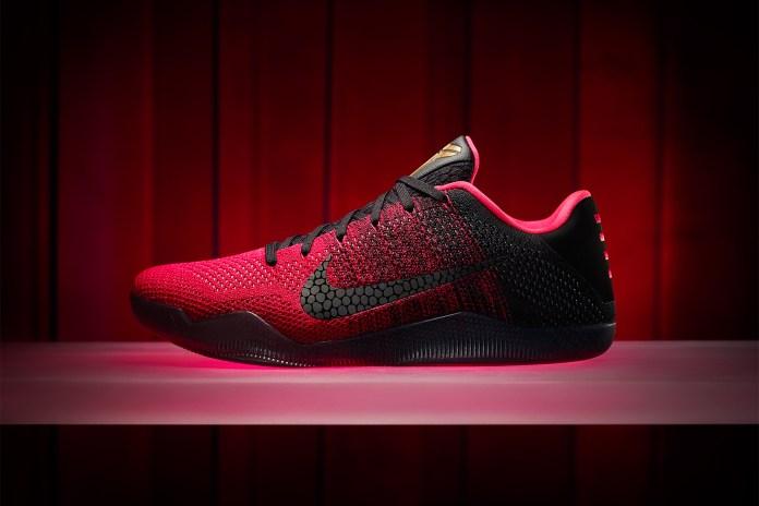 Nike Unveils the Kobe 11