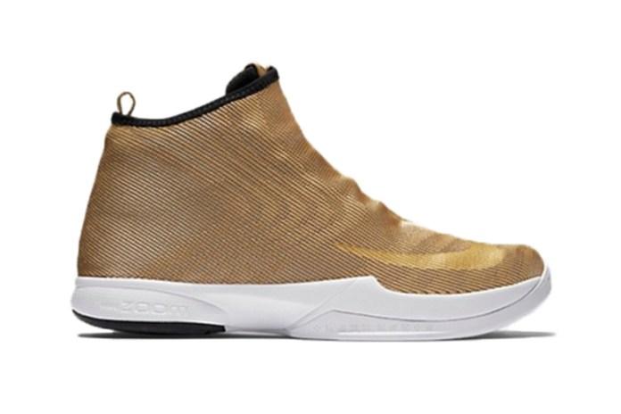 """Nike Kobe Zoom Icon """"Metallic Gold"""""""