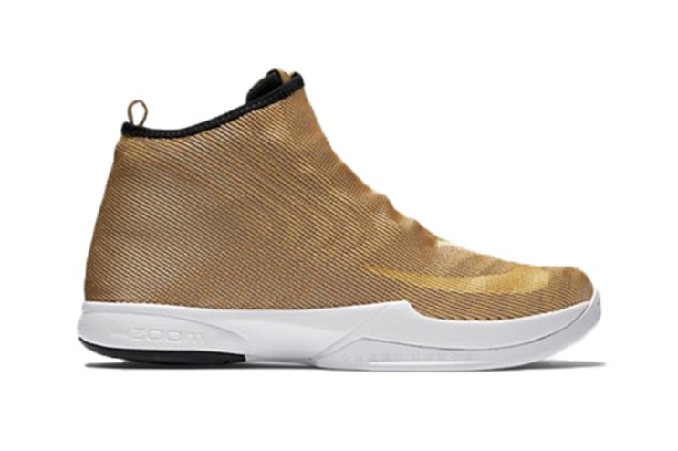 "Nike Kobe Zoom Icon ""Metallic Gold"""