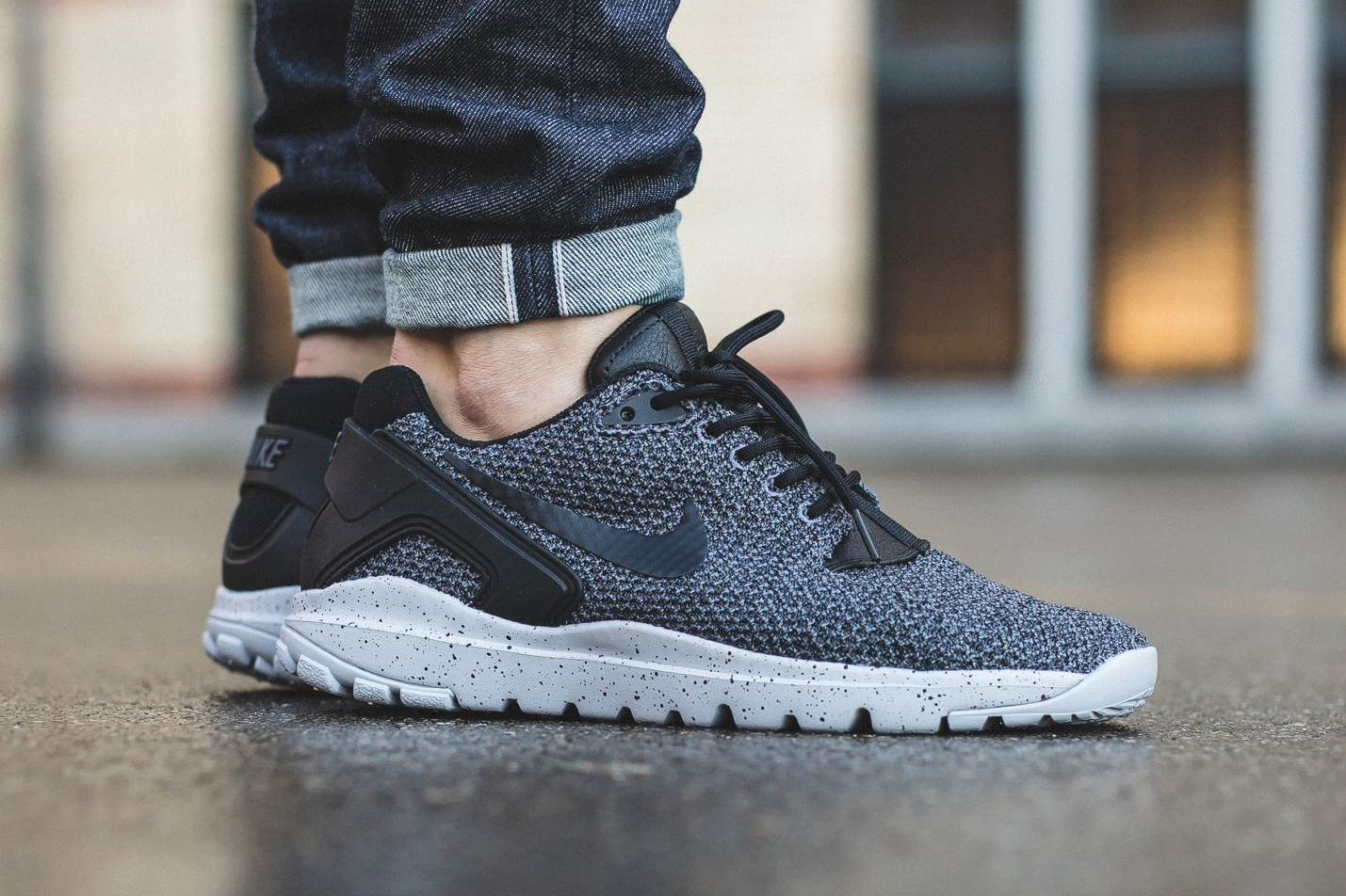 Nike's Koth Ultra Low Gets Knit Jacquard Construction