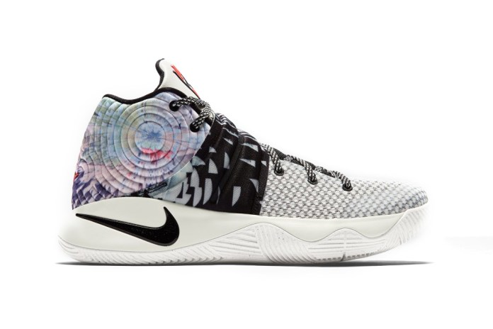 """Nike Kyrie 2 """"Effect"""" Colorway Merges Tech With Tie-Dye"""