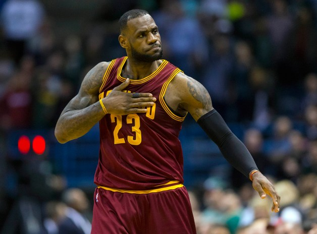 Nike Inks LeBron James With Lifetime Contractual Deal