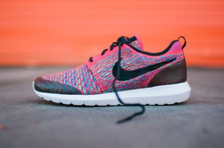 "Nike Roshe NM Flyknit SE ""Bright Crimson"""