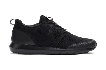 "Nike Roshe NM Flyknit SE ""Triple Black"""