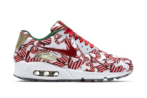 Nike Releases Its Most Garish Christmas Pack to Date