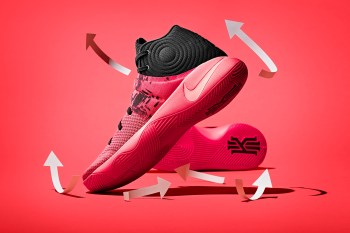 Nike's Upcoming Kyrie 2 Helps Kyrie Irving Defy the Laws of Physics