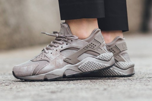 "Nike WMNS Air Huarache ""Iron"" Is the Best Colorway We've Seen So Far"