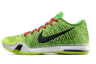 NikeID to Add Green Multicolor Option for Kobe X Elite