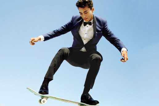 It Looks Like Nyjah Huston Is Going to Be a Nike Athlete