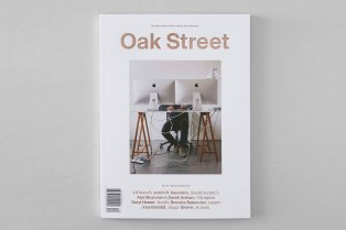 'Oak Street' Launches Issue No. 4 Featuring Joey Bada$$, Snarkitecture and More